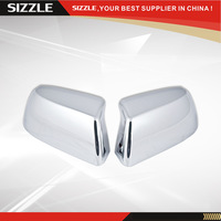 Free Shipping 2011 Toyota Tundra  Chrome Mirror Cover-Upper Half