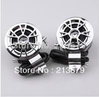 12V universal motorcycle speakers motorcycle stereo speakers waterproof speakers amp speakers