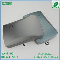 10 pieces a lot box electronic enclosures / plastic enclosures electronics abs  115x75x20mm  4.52*2.95*0.78 inch