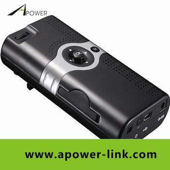 Mini Projector Multimedia Cinema Pico Projector 320 * 240  Free Shipping