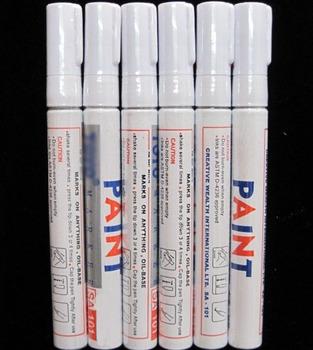 100% New Fashion Car Paint Care Designer Vehivle Tire Marker Paint Plastic Pen