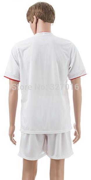 Free shipping-2014/15 Season ATM Away jersey&short,Soccer team uniforms(China (Mainland))