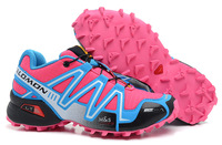 Women Athletic Shoes Breathable Salomon Sneakers Sport Free Run Shoes  Free Shipping