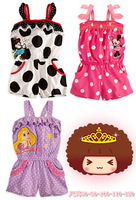 2013 Brand Toddlers  Minnie dot Camisole Pants For Children Summer clothing 5PCS/LOT Free Shipping