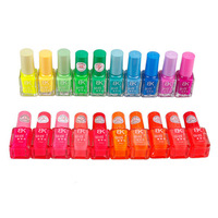 New Popular Colors Fluorescent Luminous Neon Glow In the Dark Varnish Nail Art Polish Enamel #26037