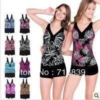 Beautiful classic 2013 women's hot spring swimsuit women's one piece swimwear boxer 2922