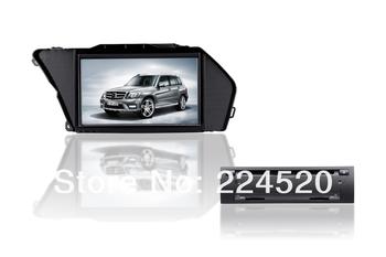 Original Style Car DVD Player for Mercedes Benz X204 GLK Class GLK300 GLK350 with GPS Bluetooth Radio TV SWC Stereo Audio Video
