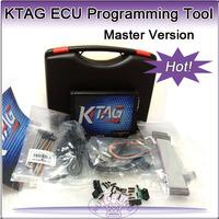 promotion   2014 New Design KTAG  K-TAG ECU Programming Tool master version v1.89 & 2.06  ECU programmer,Jtag compatible