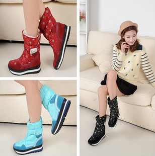 free shipping!2013 new snow boots winter boots fashion boots size 35-40!Hot sale