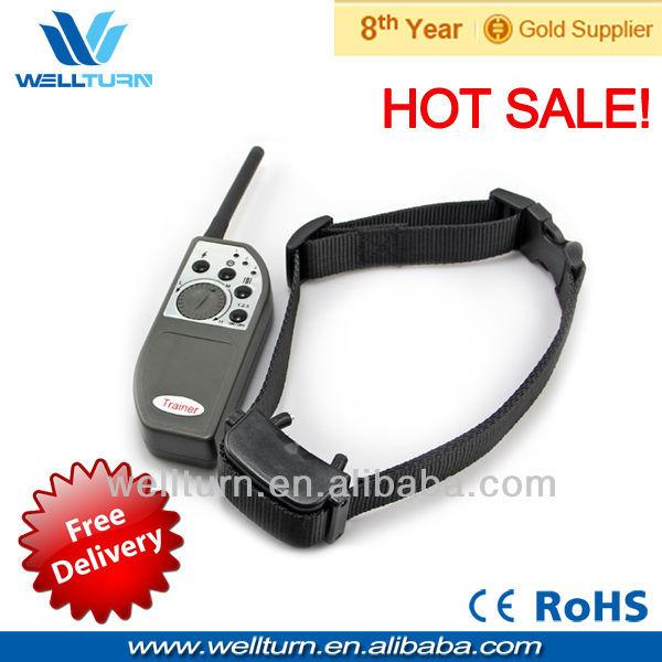 5pcs/lot Free shipping petsmart electric dog collar rechargeable collar ImportersHigh Quality(China (Mainland))