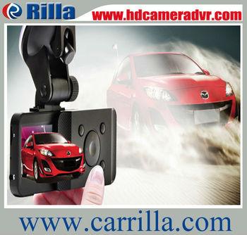 The Global First Slide Design Car DVR GPS Night Vision G-sensor AT008 2.0'' Car Video Recorder Car Black Box