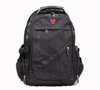 Free shipping SwissGear laptop bag Multifunctional backpack for 15 laptop School bag#rs02