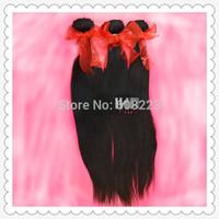 rosa Hair Products human hair Malaysian virgin hair straight ,3pcs/lot, Mix Length 12-30inch,natural color,DHL free shipping
