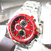 1PCS Promotion! Fashion Men Watch CURREN Tag Brand Adjustable Stainless Steel Strap Man Sports Wrist Clock Hours,Free Shipping