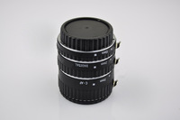 Meike macro AF Auto Focus B Extension Tube Set for Canon