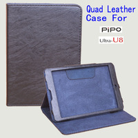 1pcs Free ship! Newest Cheap Original PIPO U8 leather case ,Pipo U8 case,Pipo U8 cover In Stock Drop shipping