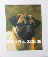 Hand painted high quality  customized oil painting from photo service free shipping