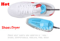 Free shippin Drop shipping New Electric Ultraviolet Shoes Dryer Heater with Dehumidify Disinfector Deodorizer