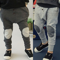 Promotion Best Selling Spring Pants Boy Leisure Trousers Elasticized Cotton Pants,Baby Kid Fall Spring Wear, Free Shipping K0776