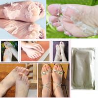 2pairs/lot CPAM free shipping  peeling renewal mask  foot mask foot skin Whitening & Moisturizing mask