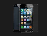 Explosion Tempered glass Screen Guard for iPhone5 Free Shipping