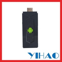 Free shipping+ships in 24hours Android4.1 Allwinner A31 Quad Core tv dongle 2gb/16gb internet tv receiver box  hdd media player