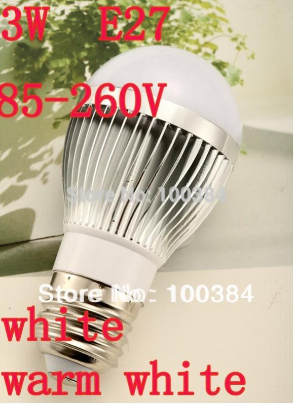 2014 New Outdoor Lighting Led Spotlight Outdoor 85v-260v 3w E27 Led Light Lamps Bulb Bubble Sphere Spotlig