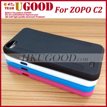 Original Zopo C2 Case Silicon Case and for Zopo zp980 Silicon Case With Multi Colors and High Quality In Stock Freeshipping!