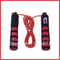 TTL Hot Wholesale Mechanical counting 2.75M Digital Skipping Jump Rope Sponge Free Shipping TTL-92801