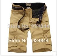 2014 summer men's pants casual pants straight the seven men pants tooling breeches men's pants free shipping