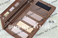 Free Shipping 1 Pieces/Lot New Arrival 6 Colors Eyeshadow!6x1.3g