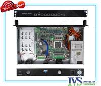 Stable 1U router server / firewall server with  6*Intel 82583V 1000mbps Lan MB supporting i3/i5/i7 cpu