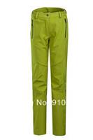 2014 Fashion for women's Army Polar fleece Pants Ripstop Waterproof breathable windproof hiking sports trousers Wholesale