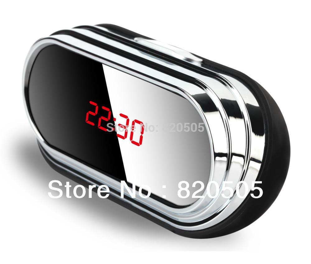 New 2014 Motion Sensor Clock hidden DVR recorder,Hidden Camera Digital mini camcorder 1080P Remote Control Video camera.CL15(China (Mainland))