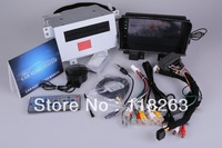 "car dvd player Chevrolet Cruze gps radio navigation with Can-Bus 7"" 800x480 Bluetooth+USB"