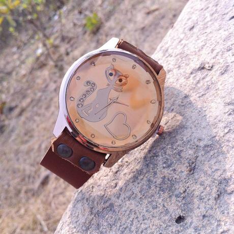 Handmade watch H075 A60