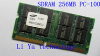 Samsung The original SD  256M PC100 notebook memory ram SODIMM computer For IBM T20/T21/T22/A20/A21/A22/X20/X21 Special RAM