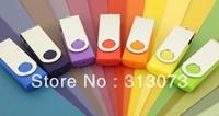 Free Shipping 8GB 16GB 32GB 64GB Swivel USB Flash Drive