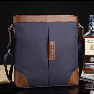 Free shipping 2013Men's shoulder diagonal business and leisure ipad oxford Business package&messenger bags&men's bags