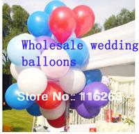 Blending /Round/pearl/party balloon wholesale/ wedding arch balloon celebration activities  latex balloons advertising balloons