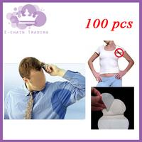 Drop Shipping Summer Deodorant Underarm Dress Clothing Sweat Perspiration Pads 100pcs(50pairs)/lot Shield Absorbing