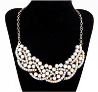 L-05  new paragraph in the summer of 2013 the pearl collar necklace off the collar necklaces wholesale fashion delicate necklace