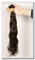 3Pcs/Lot 2013 new fashion virgn Malaysian natural wave hair weft Shipping Free by DHL or UPS