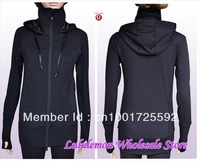 Hot sale Lululemonjacket  plue size arrived Free Shipping,2013 NWT  Lulu lemon Stride Jacket for women, Free Shipping