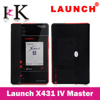 [Authorized Agency] Universal Auto Diagnostic Scanner Tool Launch X431 IV Master Update via Internet + warranty + Oline update