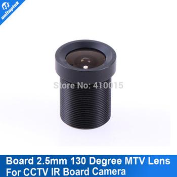 2.5mm Monofocal Fixed Iris Board Mount mmCCTV Lens
