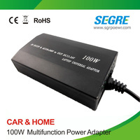 Universal ac adapter 100W charger for laptop1pcs/lot Hot selling Free Shipping.