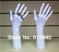 high quality white mannequin hands for  rings ,mannequin jewelry stand,jewelry display stand,hand model