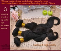 FREE SHIPPING 100% human Peruvian hair Body Wave Color Colored 1 1b 2 4 # top Remy grade pc bundle mixed premium HOT SALE Queen