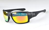 Free Shipping New Style Designer Sunglass Sport Sunglass Men's/Women's Brand Big Tago Black Sunglass Fire Iridium Lens Polarized